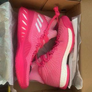 Adidas SM CRAZY EXP 2017 BREAST CANCER AWARENESS